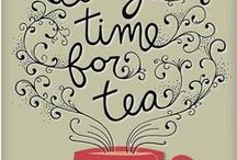 Tea Quotes / Here is a selection of our favourite tea quotes.