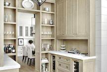 Кухни, столовые.