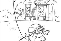 Coloring pages / by Heather Carlsen