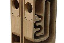 loudspeaker casing