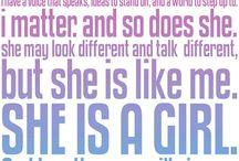 girls and leadership