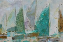 sailboats / by Jennifer Allen