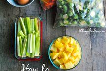 HEALTHY: FOOD PREP