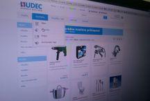 unfinished e-shop design
