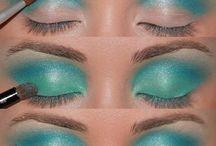 Pretty Makeup / by Kelsey Fameli