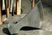 axes to make