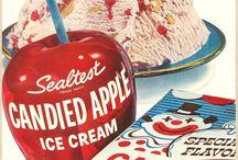 Vintage Food Ads & Vintage Foods / Hard to believe that some of these things were the new offerings that people could eat. / by Mindeemelillo
