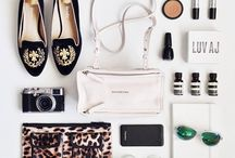 Fashion Essentials I ♥
