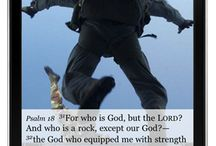 Navy Psalms Daily Quotes / iPhone app featuring images from the US Navy archives matched with a quote from the Psalms.