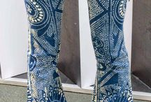 jeans bleach patterns
