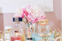Perfume storage