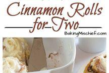Mmmmm, Cinnamon Rolls