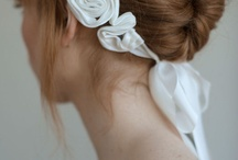 Hair Accessory How to / by Patricia Cousins