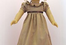 AG Dress-Up / Fancy dresses for the American Girl / by Judy Hart