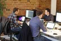 Co-Working Office Spaces in London