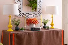 Runner for Table ~ Bed, Tablecloths
