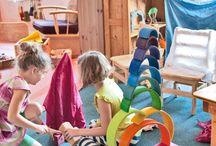 Mixed Age Kindergarten / by Great Oak School