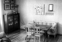 old furnitures, Interior.