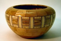 vase lemn