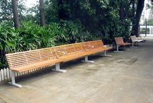 OUTDOOR BENCH / Gavin's outdoor benches are ideal for parks, gardens, streets, educational institutions and recreational places. Our benches are durable, stylish and seating-friendly, enjoying a wide range of items for your selection: backless, backed, with or without armrest, single-seated, double-seated or multi-seated...OEM orders are always welcome here!