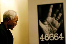 #Mandela: La historia detrás del líder que marcó al mundo / El expresidente sudafricano, Nelson Mandela, falleció este 5 de diciembre luego de haber estado junto a su familia, tras haber sido hospitalizado en diversas ocasiones en los últimos meses por las recurrentes reincidencias de infección pulmonar.