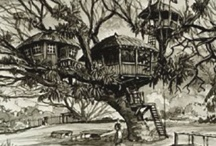 tree homey / where the heart is / by Maidel Margulies