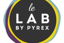 Personnalise ta poêle avec Pyrex / Rose, jaune, bleu, taupe, violet Découvrez Le Lab' : créez les poêles qui vous ressemblent !