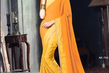 Buy Online Party Wear Saree / Buy online designer party wear sarees for women at affordable prices from sudev fashion in india. We offer wide range of latest designer party wear sarees collection in variety of colors, amazing patterns and rich fabrics. Express shipping worldwide.
