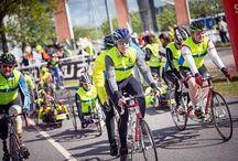 Även i år cyklar paracyklisterna våra lopp
