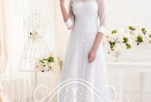 Kanten Trouwjurken / Betaalbare bruidsjurken onder 995 EU