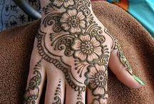 Beautiful Intricate Things - Mendhi, mandalas, etc