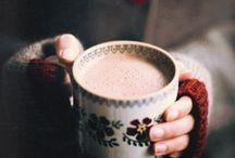Осень и кофе