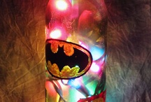 Superheroes vs. Villains Theme Party / Party for the bar - coming in August! / by Coley Chaos