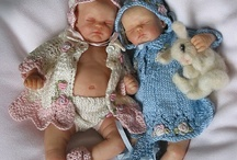 babydoll and other dolls