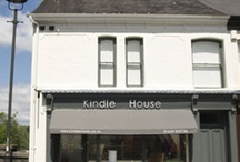 Kindle House / Photos from our concept store in Ystradgynlais, South Wales.