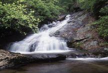 Holcomb Creek Falls
