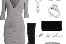 Outfits i like... / by Domino Black