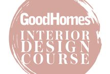 Good Homes Interior Design Course / We're delighted to offer a new, online interior design course together with Good Homes - Britain's fastest-growing homes magazine