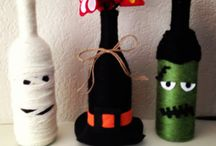 bottle crafts / by Debbie Slaven