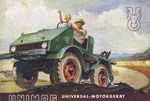 Unimog Advertising
