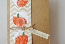 Autumn/Fall / Handmade Autumn/Fall themed items