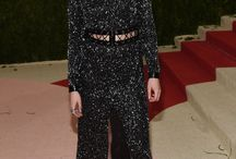 Met Gala / The red carpet arrivals at Metropolitan Museum of Art Costume Institute Benefit.