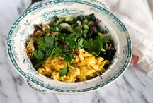 Breakfast Bowls / Delicious and filling breakfasts in a bowl