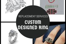 Custom Rings by RS / Our favorite custom made pieces.