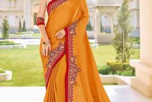 2662 Platinum 3 Indian women latest Sarees Collection