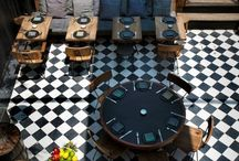 restaurant style