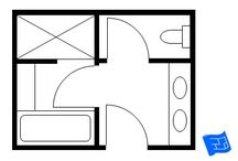 Bed sizes and space around the bed  House Plans Helper