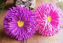 Virágok, pillangók