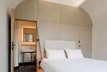 Wool hotelroom
