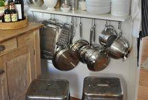 Pretty Organized! / Grootse oplossingen voor kleine ruimtes